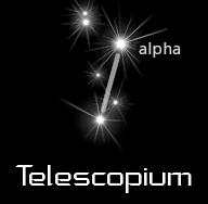astronomy astrology space constellation telescopium black  clipart