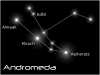 +astronomy+astrology+space+constellation+andromeda+black+ clipart