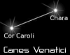 +astronomy+astrology+space+constellation+canes+venatici+black+ clipart