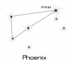 +astronomy+astrology+space+constellation+phoenix+ clipart