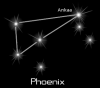 +astronomy+astrology+space+constellation+phoenix+black+ clipart
