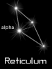 +astronomy+astrology+space+constellation+reticulum+black+ clipart