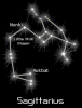 +astronomy+astrology+space+constellation+sagittarius+black+ clipart