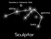 +astronomy+astrology+space+constellation+sculptor+black+ clipart