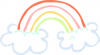 +climate+weather+clime+atmosphere+rainbow+2+ clipart