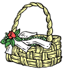 +marry+marriage+wedlock+matrimony+wedding+basket+with+flower+ clipart