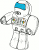 +toy+play+robot+toy+ clipart