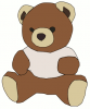 +toy+play+teddy+bear+4+ clipart