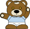 +toy+play+teddy+bear+large+ clipart