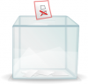 +vote+voting+politics+election+poll+box+ clipart