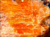 +rock+mineral+natural+resource+inert+geology+normal+Cancrinite+bright+orange+ clipart