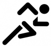 +sports+run+running+walking+exercise+running+symbol+ clipart
