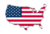 +state+territory+region+map+Country+USA+flag+map+ clipart