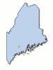 +state+territory+region+map+normal+US+State+maine+ clipart