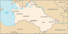 +world+territory+region+map+normal+Country+Turkmenistan+ clipart