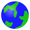 +world+territory+region+map+normal+Earth+Globe+globe+abstract+green+ clipart