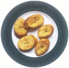 +fruit+food+produce+fried+plantain+ clipart
