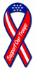 +military+support+our+troops+flag+ribbon+ clipart