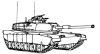 +tank+military+normal+military+army+vehicle+M1+tank+ clipart