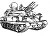 +tank+military+normal+military+army+vehicle+armored+AA+ clipart