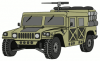 +transportation+normal+military+army+vehicle+HMMWVY+ clipart