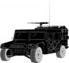 +transportation+normal+military+army+vehicle+hummer+01+ clipart