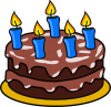 +icon+birthday+cake+ clipart