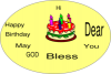 +simple+birthday+wishes+ clipart